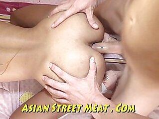 Incorruptible Asian Asshole Tart